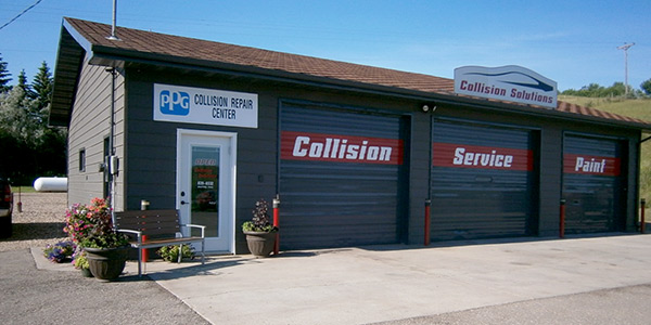 Collision Repair Burlington ND